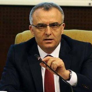 Maliye Bakanı Naci Ağbaldan o iddialarla ilgili flaş açıklama