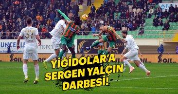 Alanyaspor: 2 - Sivasspor: 0 (Maç sonucu)