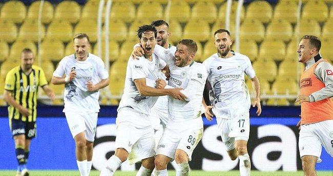 Konyasporlu Marko Jevtovic Fenerbahçe'ye attığı golü anlattı!