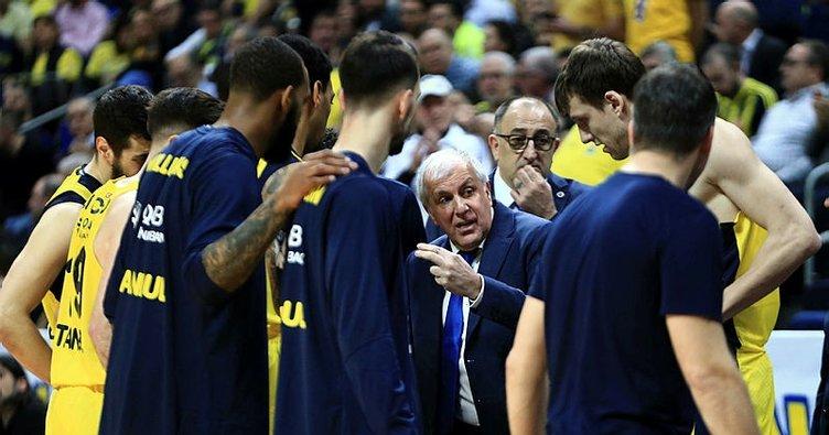 Fenerbahçe Beko derbide yarın Galatasaray Doğa Sigorta'yı konuk edecek