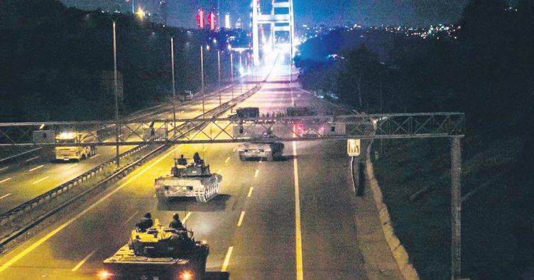 Fatih Sultan Mehmet'i kapatan darbecilere rekor cezalar
