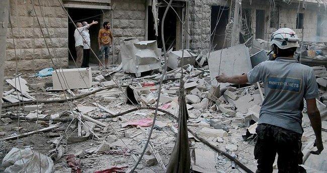 Suriye'de insani mola sona erdi