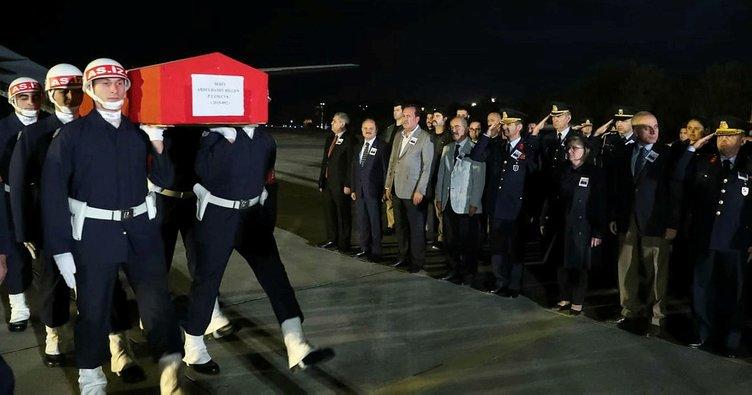 Uzman Çavuş Abdulhamit Bilgen son yolculuğuna uğurlandı