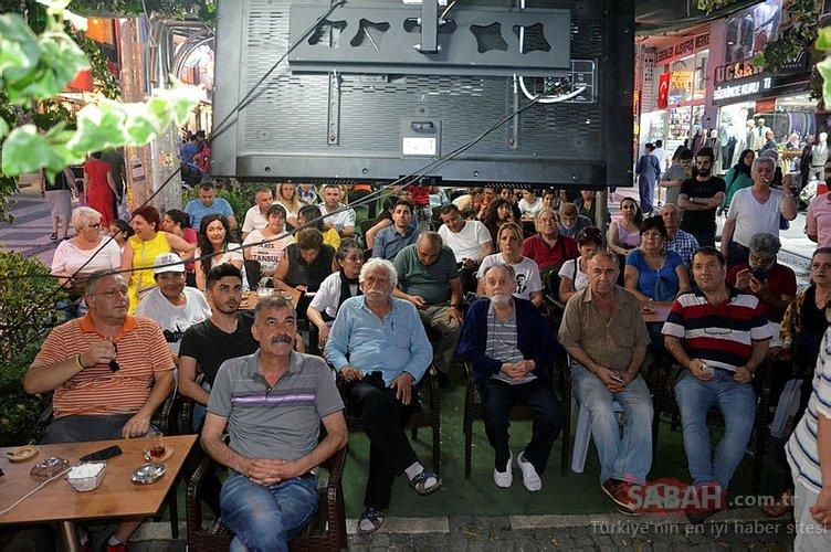 İstanbul gözünü buraya çevirdi! Binali Yıldırım Ekrem İmamoğlu ortak yayınına yoğun ilgi