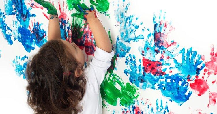 Çocuğunuzun sanatsal yaratıcılığını geliştirmenin yolları