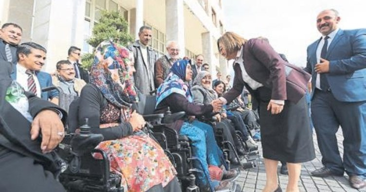 Gaziantep engelsiz kent yolunda iddialı