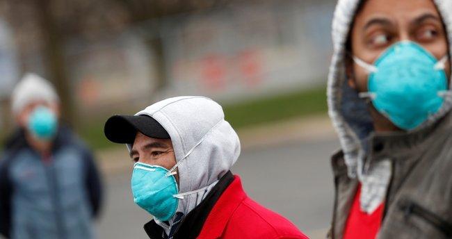 ABD'de bilanço ağır! Koronavirüs ölümleri 2 bin 509'a yükseldi