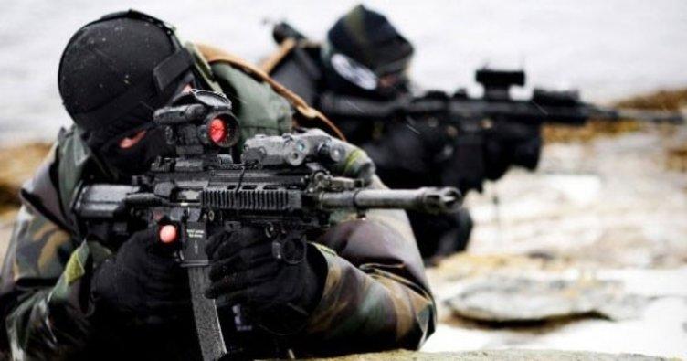 Son dakika: Ağrı'da 2 terörist öldürüldü