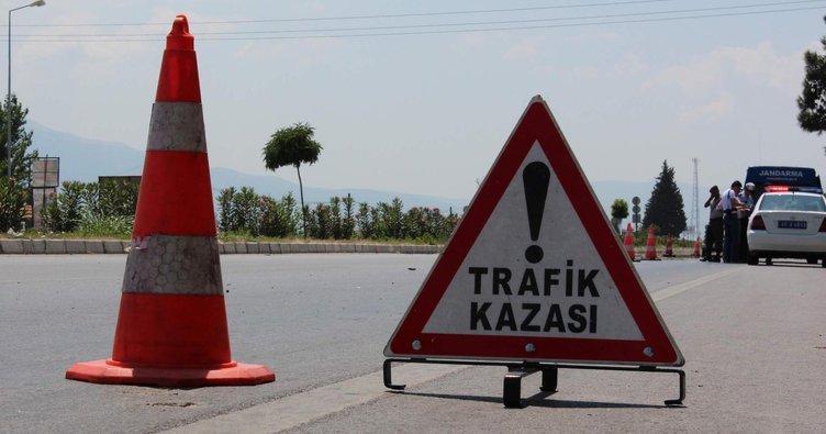 Yozgat'ta trafik kazası: 2 ölü, 2 yaralı!