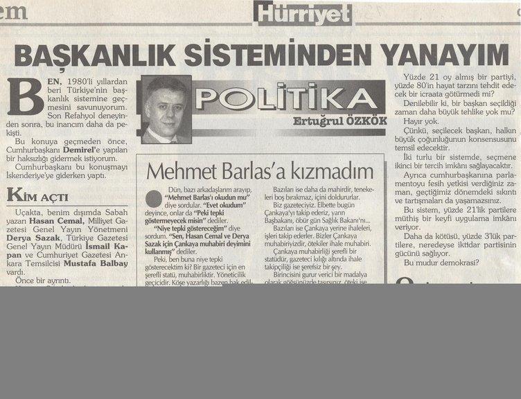 Türkiye'nin 60 yıllık hayali: Başkanlık Sistemi