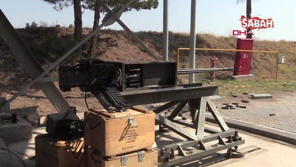 TSK'ya yeni yerli silah sistemi | Video