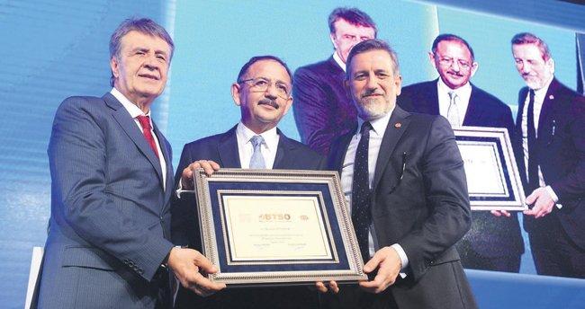 BTSO yatırımları Bursa'yı uçuruyor