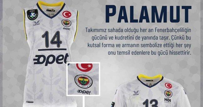 Fenerbahçe kadın ve erkek voleybol takımlarının formaları belli oldu