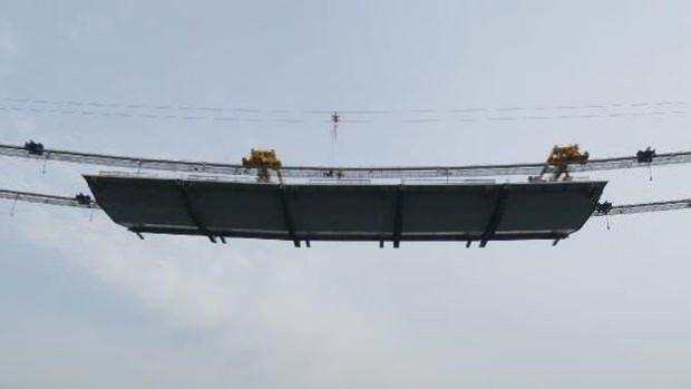 İlk 275 metre tamamlandı