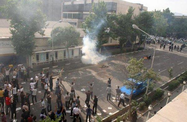 İran'da gerginlik