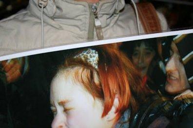 Taksim tacizcileri mide bulandırıyor