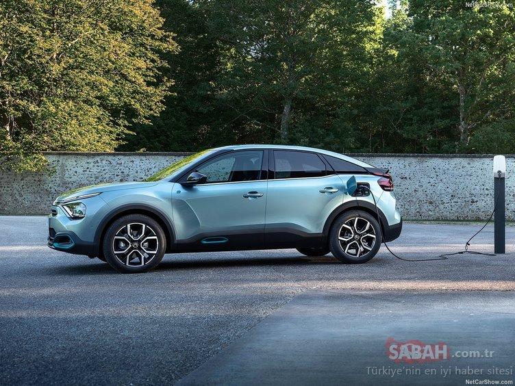 Citroën C4 ve ë-C4 ortaya çıktı! Lansman öncesi sürpriz yapıldı