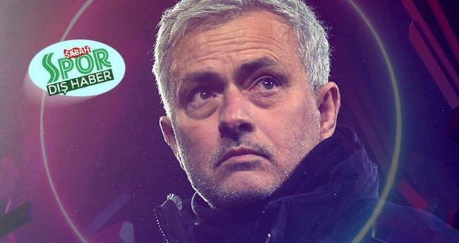 Fenerbahçe ve Trabzonspor'a transferde kötü haber! Mourinho devreye girdi...