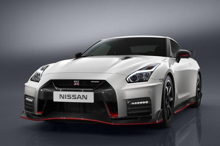 2017 Nissan GT-R NISMO ortaya çıktı