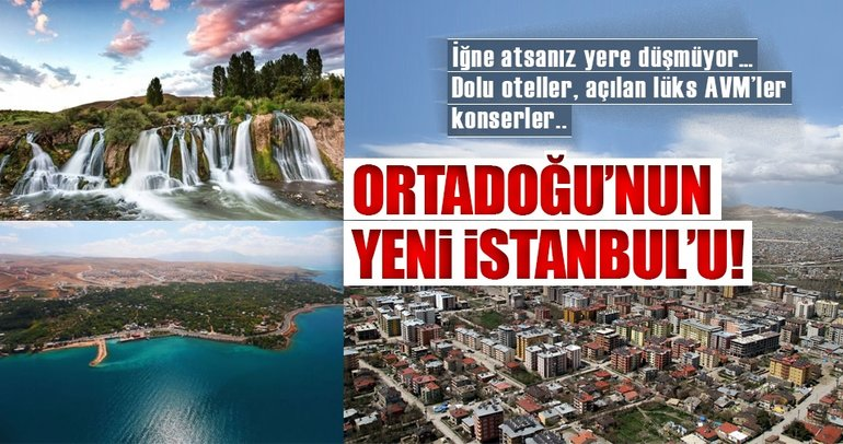 Van Ortadoğu'nun İstanbul'u
