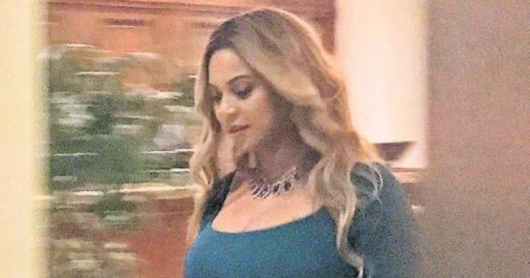 Beyonce'nin gizli doğumu