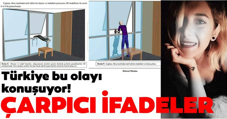 Türkiye'nin konuştuğu Şule Çet cinayeti raporunda çarpıcı ifadeler yer aldı!