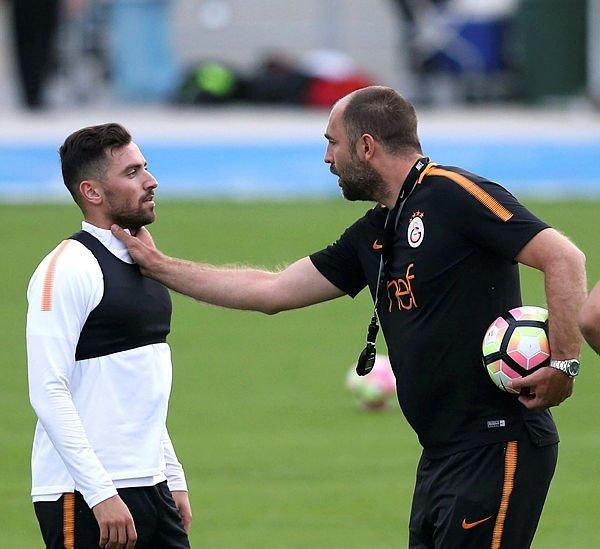 Galatasaray'da transfer durmuyor! İşte 2018'in ilk hedefi...
