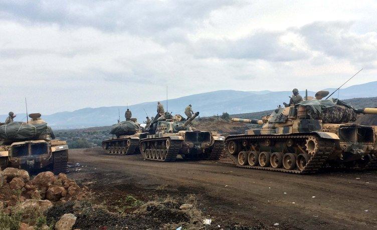 Zeytin Dalı Harekâtı'nda 2777 terörist etkisiz hale getirildi