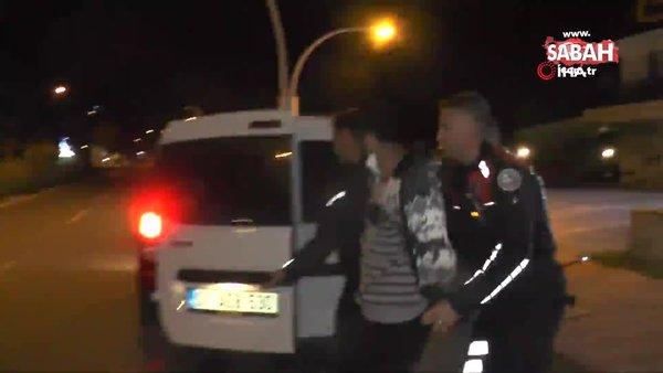 Son dakika! Antalya'da 17 yaşındaki kızı taciz eden sapığın yaklanma anı kamerada   Video