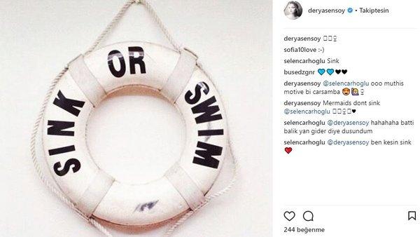 Ünlü isimlerin Instagram paylaşımları (17.01.2018)