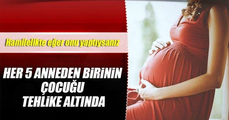 Hamilelikte aşırı şeker çocukta obezite riski