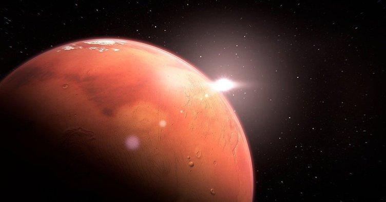 Mars'a ayak basan ilk insan Alyssa Carson olacak!