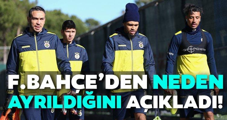 Simon Falette Fenerbahçe'den ayrılma nedenini...