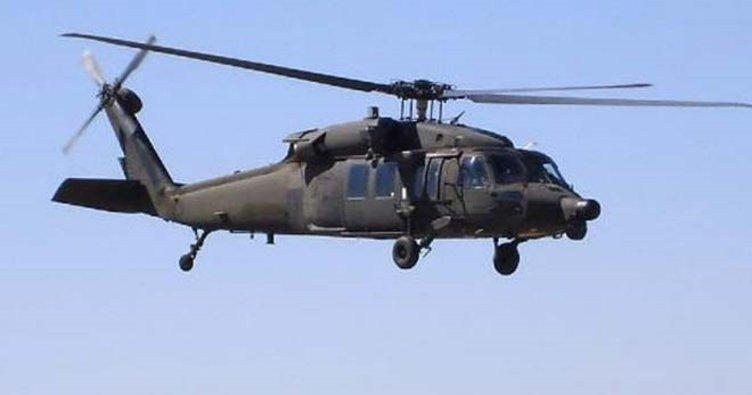 Suudi Arabistan'a ait helikopter düştü: 12 asker hayatını kaybetti!