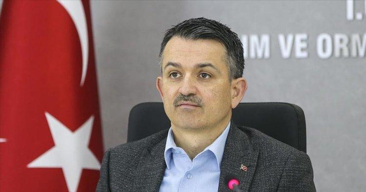 Tarım ve Orman Bakanı Pakdemirli: Lisanslı depoculukta hedef 10 milyon ton