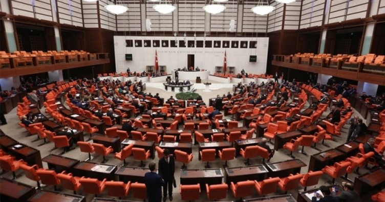Son dakika: Yeni torba yasa Meclis'e sevk edildi