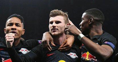 UEFA Şampiyonlar Ligi gecenin sonuçları | Tottenham 0 - 1 Leipzig | Atalanta 4 - 1 Valencia