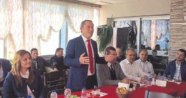 Şahin Tin, partililere seslendi: Referanduma hazırlıklı olun