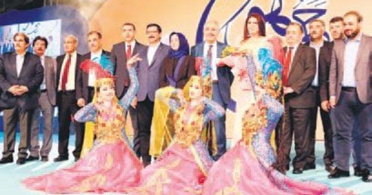 Kalaba'da Özbek esintisi sürüyor