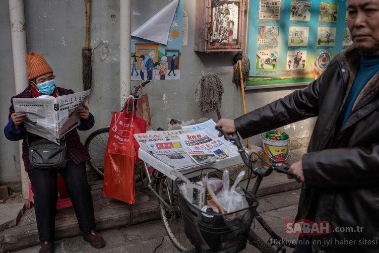 Corona virüsün kaynağını bulacaklardı! Wuhan'da karantinaya alındılar...