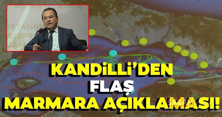 Son dakika haberi: Kandilli'den deprem araştırmalarına damga vuran Marmara Denizi açıklaması! İşte detaylar…