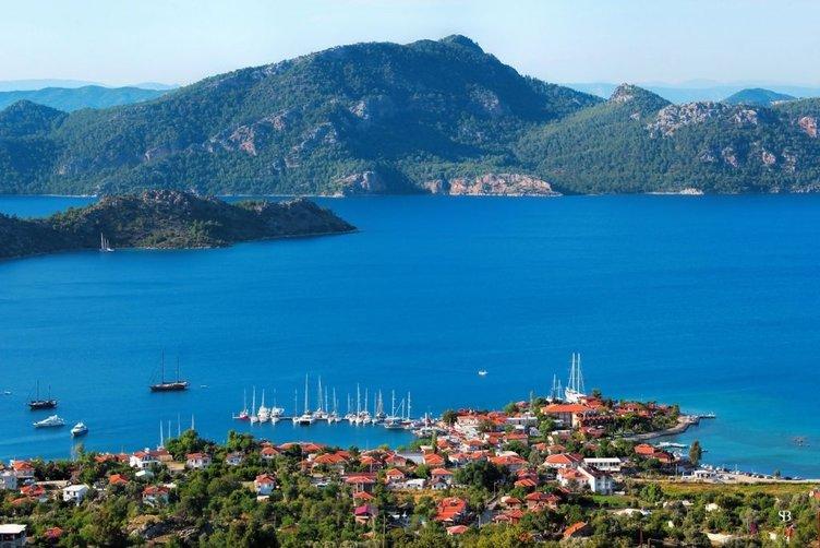 Türkiye'de tatil yapılacak en iyi 10 yer