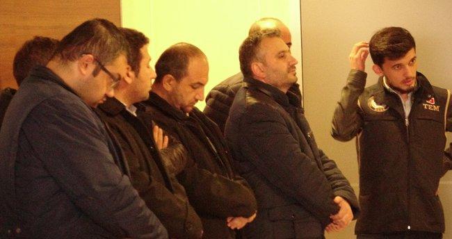 Edirne merkezli FETÖ operasyonu: 15 gözaltı
