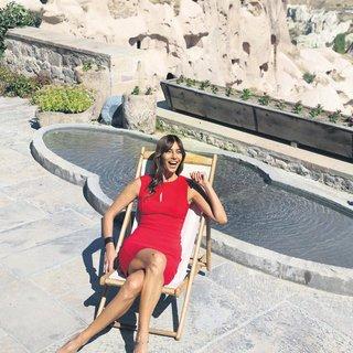 Seda Akman: Serseri değil ama maceracıyım