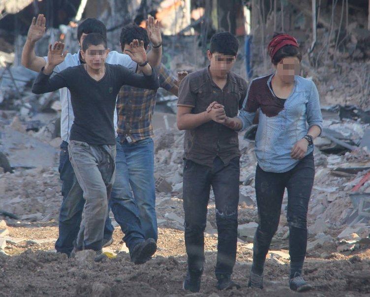 Teslim olan PKK'lıların itirafları