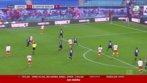 GOL | Leipzig 2-1 Hertha Berlin