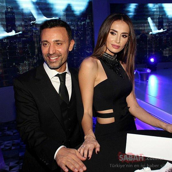 Emina Jahovic'ten boşanan Mustafa Sandal zor günler geçiriyor