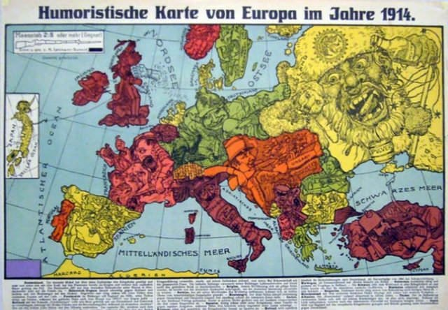 Bu haritaları ilk kez göreceksiniz!