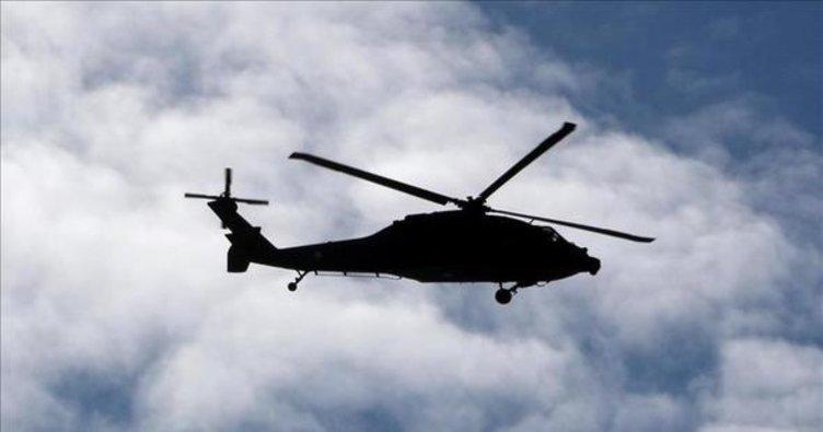 Mumbai yakınlarında helikopter kazası
