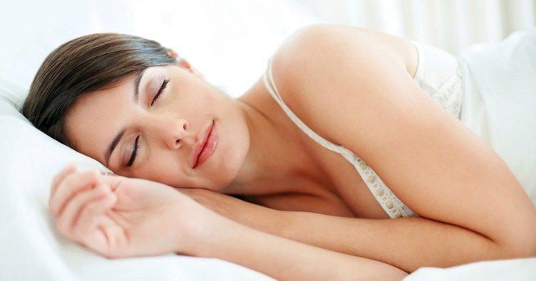 Hamilelikte rahat bir uyku için…